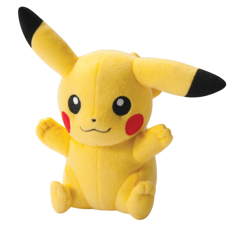 10-pokemon-pikachu-de-la-felpa