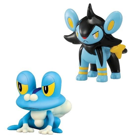 pokemon-x-y-serie-3-cama-figura-pack-froakie-vs-luxio