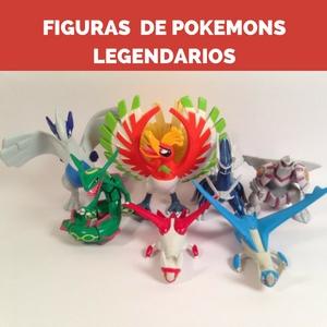Figuras pokemon legendarios
