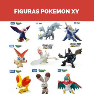 Figuras pokemon xy