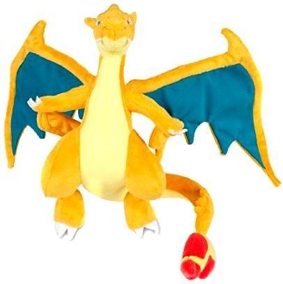 11-mega-charizard-pokemon-de-la-felpa
