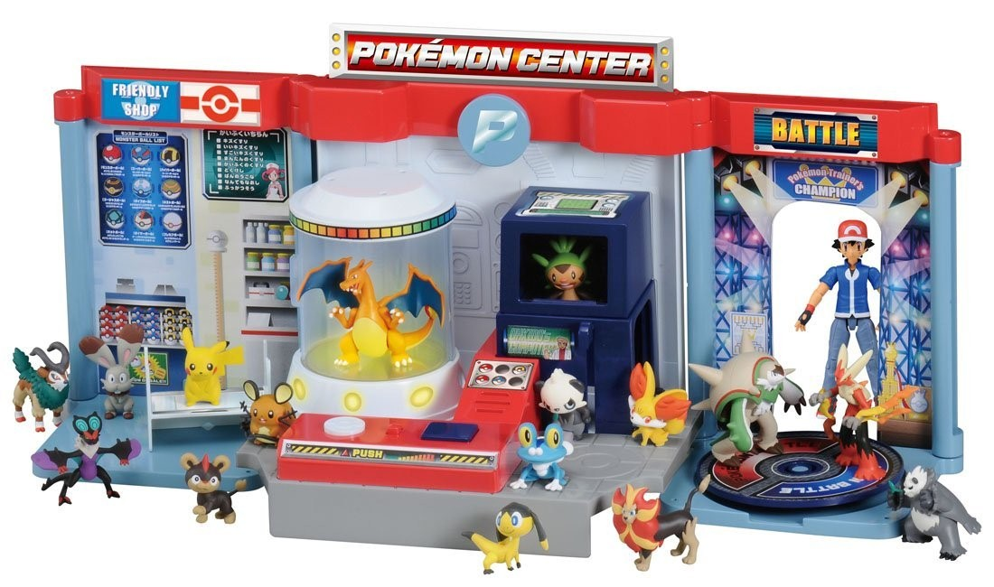 pokemon-center-x-y-monster-collection